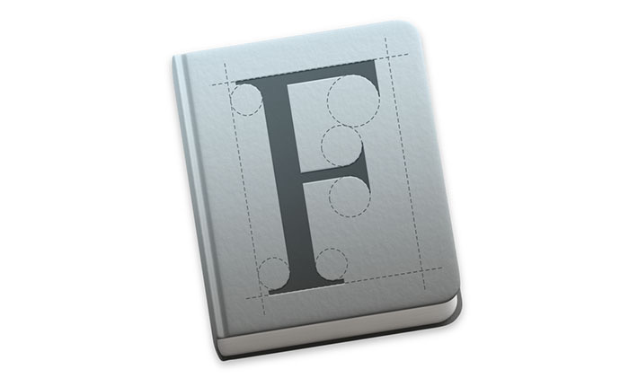 Mac fontbook 01